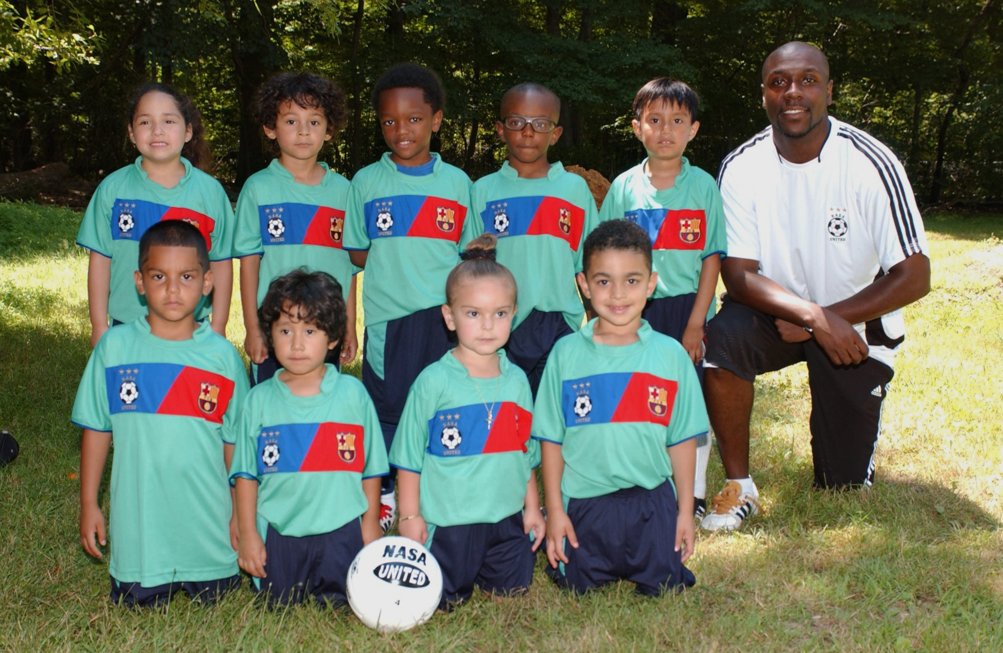 nasa soccer girls - photo #11