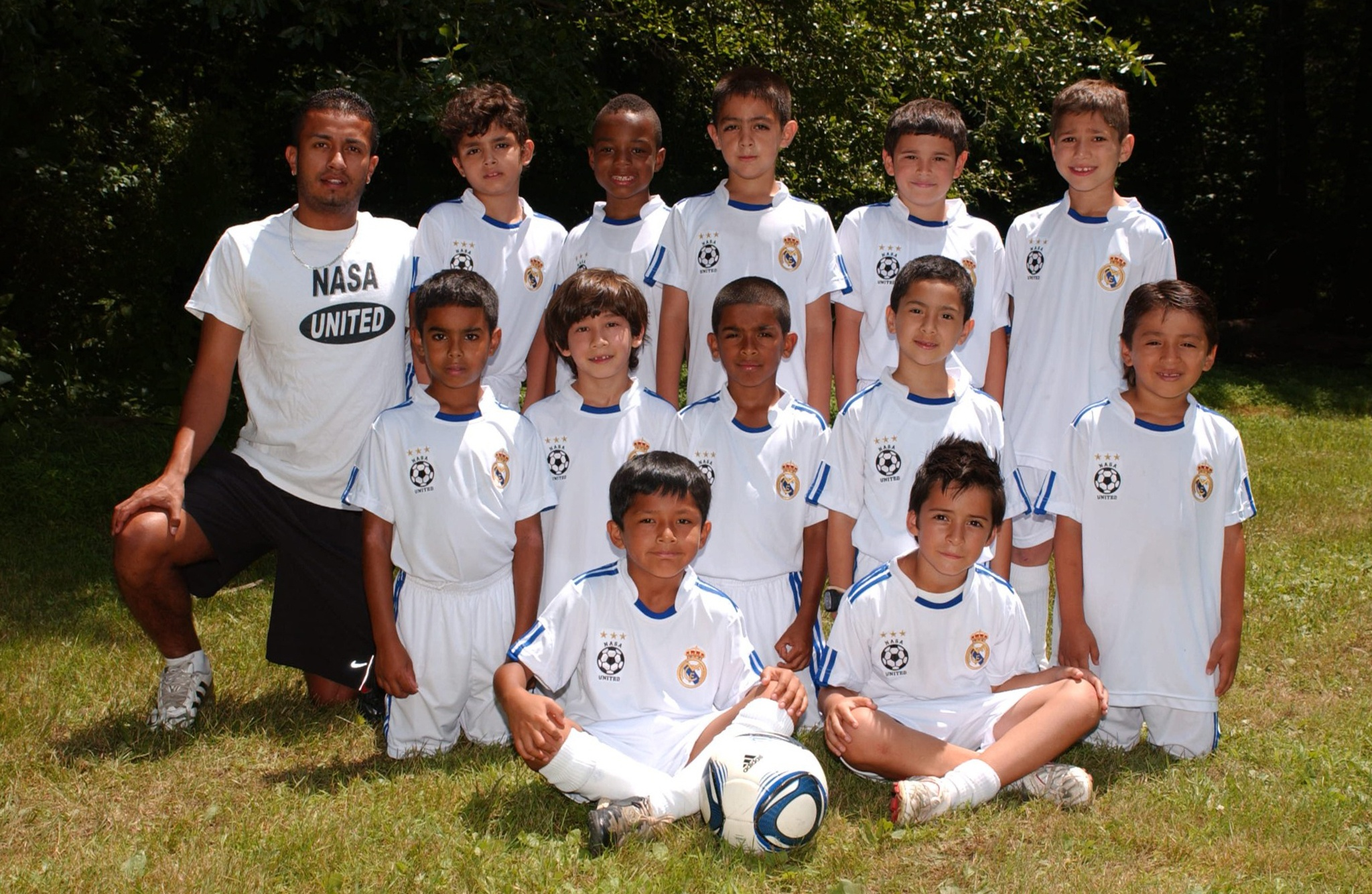 nasa soccer girls - photo #31